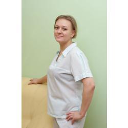 ЛАТУШКИНА ИННА ВЛАДИМИРОВНА - старший массажист-методист.